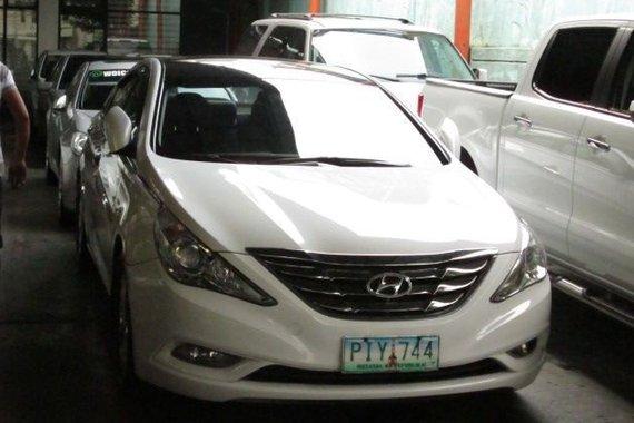 Well-kept Hyundai Sonata 2011 for sale