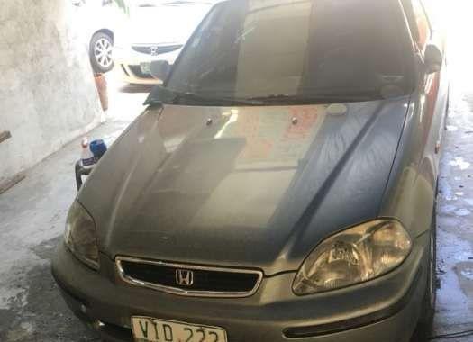 For sale Honda Civic 1997 model AUTOMATIC
