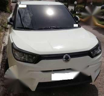 2016 SsangYong Tivoli 1.6 EXG AT for sale