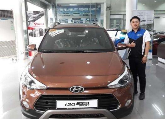BRAND NEW 2016 Hyundai i20 1.4 MT Gas Cross Sport For Sale