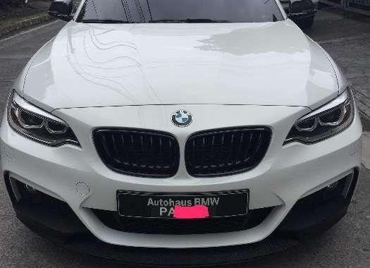 2017 Bmw 220i m sport coupe for sale