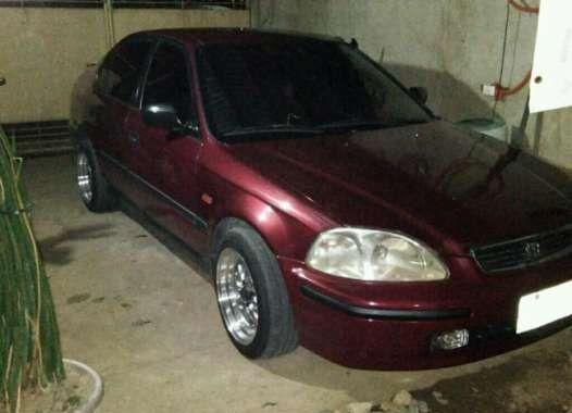 Honda Civic 98' Gud running condition for sale