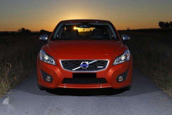 Fresh Volvo C30 Sports Coupe Orange For Sale