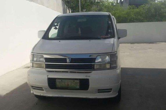 Nissan Elgrand RV 2006 White Van For Sale