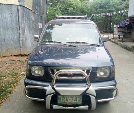 2001 Mitsubishi Adventure GLX for sale