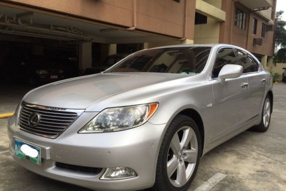Good as new Lexus LS460 2010 for sale