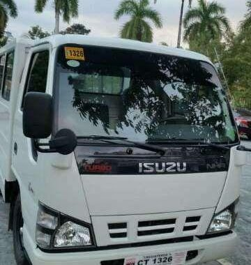 Isuzu NHR Model 2017 almost brand new with 3 months used only for sale