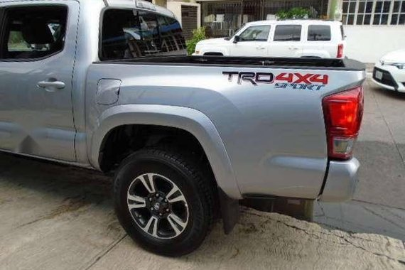 Toyota Tacoma TRD Sport 4x4 2017 for sale