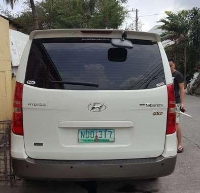 2009 Hyundai Grand Starex Gold CRDI VGT for sale