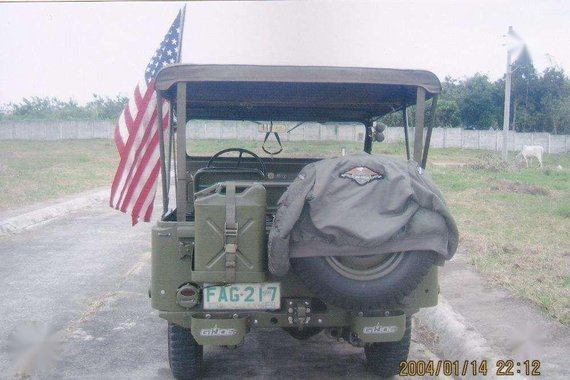 Jeep Willys 1952 for sale
