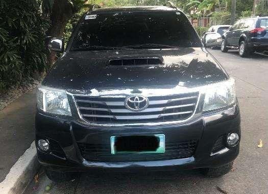 2012 Toyota Hilux G 4x4 Top of the Line for sale
