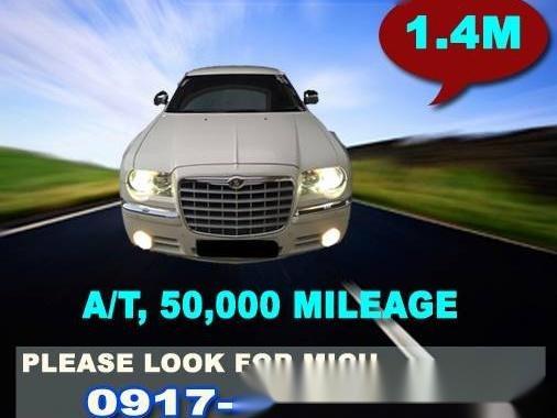 For sale Chrysler 300c model 2010
