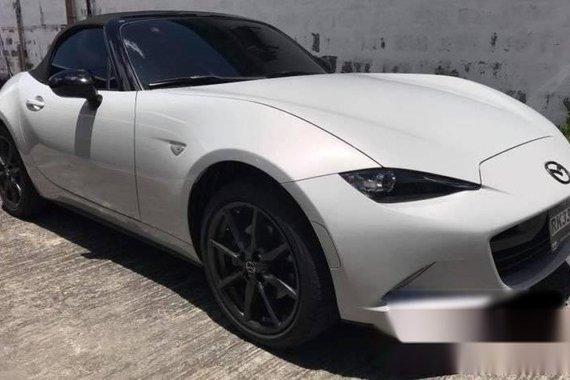 2017 Mazda Miata MX-5 Skyactive