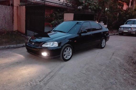 Well-kept Honda civic SiR 1999 for sale