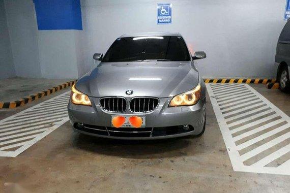 BMW 530i E60 2004 model for sale