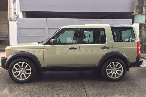 Land Rover Discovery LR3 V8 Local 2006 for sale