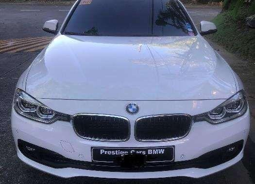 2016 BMW 318D Automatic transmission for sale