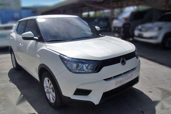 2017 Ssangyong Tivoli 1.6 S Mt for sale