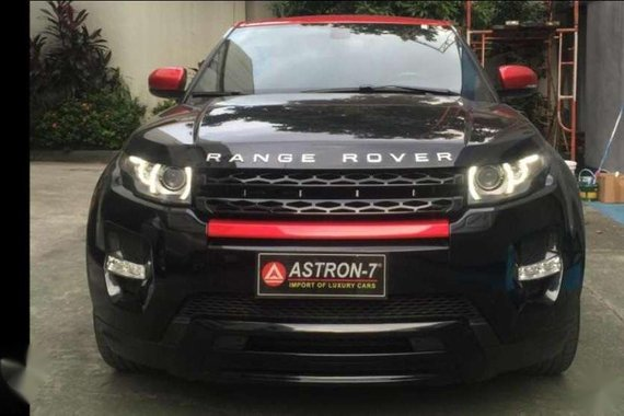 2013 Land Rover Range Rover Evoque Dynamic Premium Limited Edition for sale