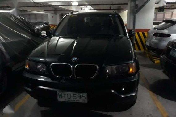 For sale: 2001 Bmw X5