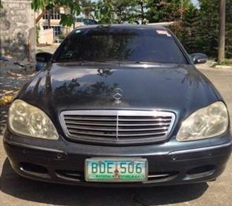 Used 2000 Mercedes-Benz S-Class Automatic Gasoline for sale