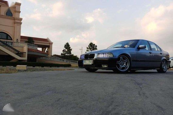 1998 BMW 320i Automatic Blue Sedan For Sale