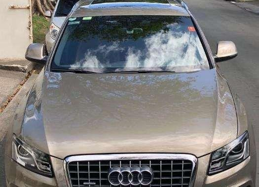 2013 Audi Q5 S-line model top of the of its class FOR SALE