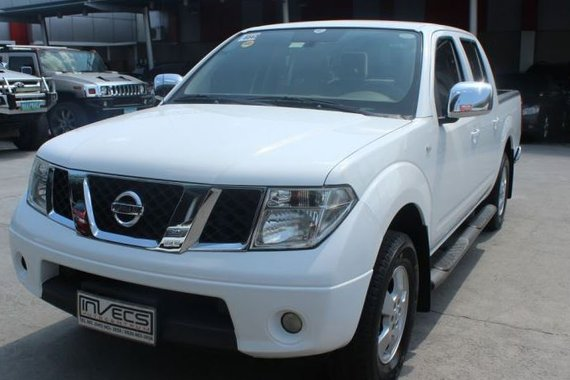 Nissan Frontier Navara 2010 for sale