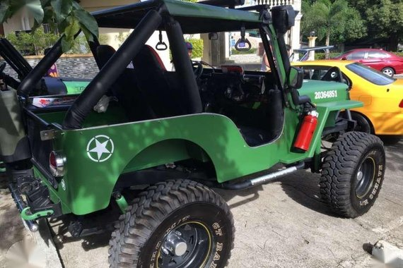 FOR SALE JEEP Willys Customized