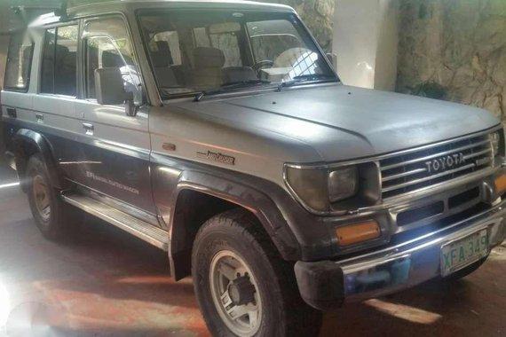 1992 Toyota Land Cruiser Prado Automatic for sale