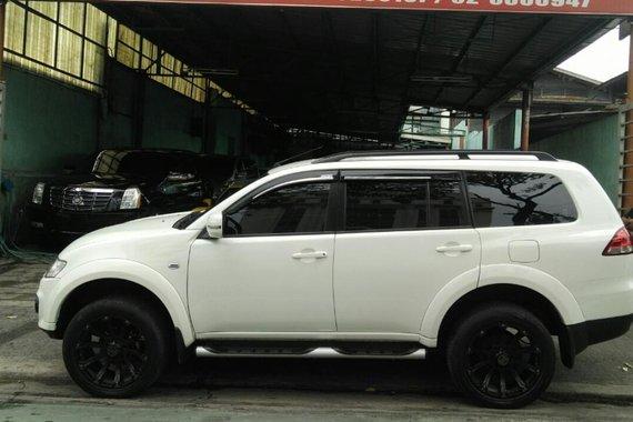 2014 MITSUBISHI MONTERO GLX for sale