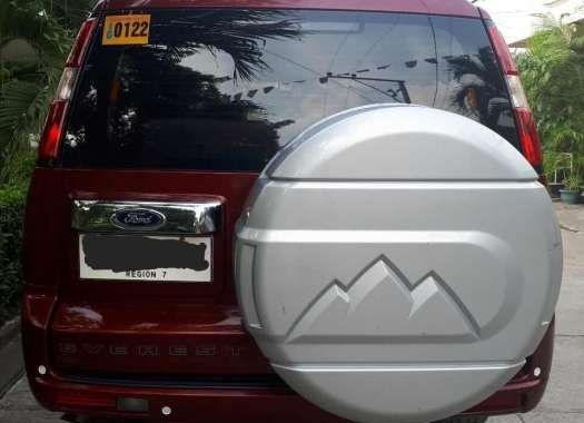 2014 Ford Everest Diesel Manual Transmission for sale