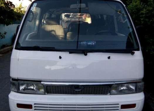 97 Nissan Urvan for sale