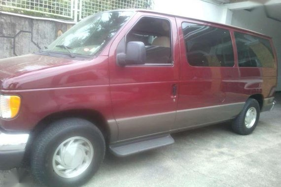 Ford E150 2004 model for sale