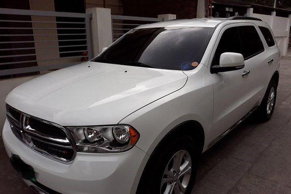2013 Dodge Durango Gasoline Automatic for sale