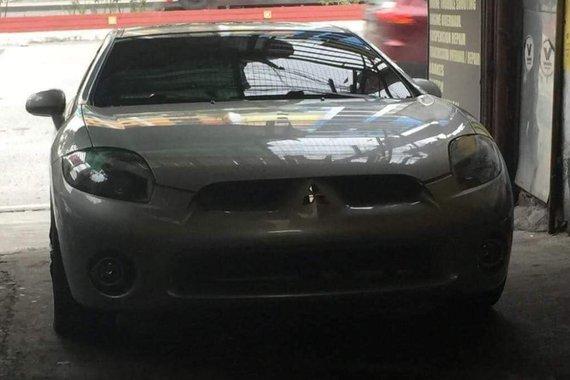 2007 Mitsubishi Eclipse Gasoline Automatic for sale