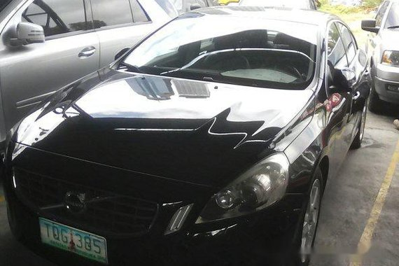 Well-kept Volvo S60 2012 for sale