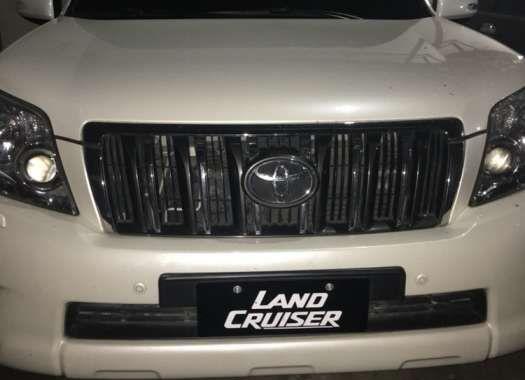 Rush Sale Toyota Landcruiser Prado 2012