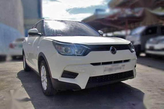 2017 Ssangyang Tivoli 1.6 S Mt for sale