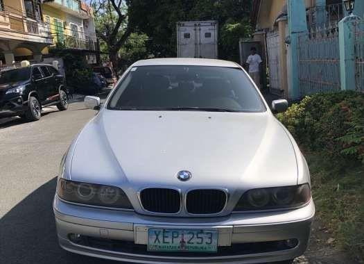 BMW 525i 2002 Automatic Transmission