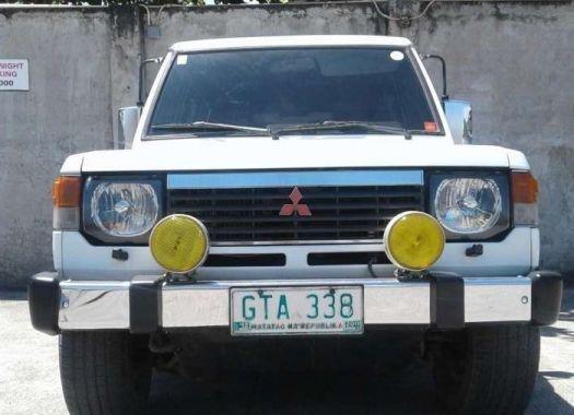 2004 Mitsubishi Pajero for sale