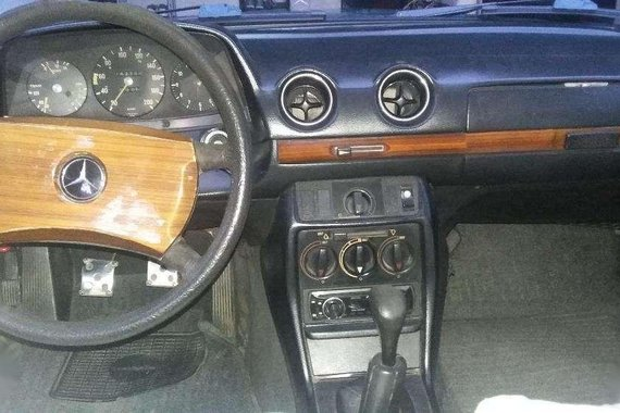 1979 Mercedes Benz W123 for sale