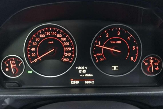 2015 BMW 420d Coupe Sport At 12t kms only 318 320 audi a4 benz cla c