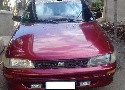 1994 Toyota Corolla XL sedan sale or swap to van or diesel car