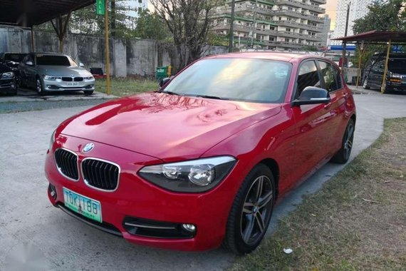 2012 BMW 118D twin turbo FOR SALE
