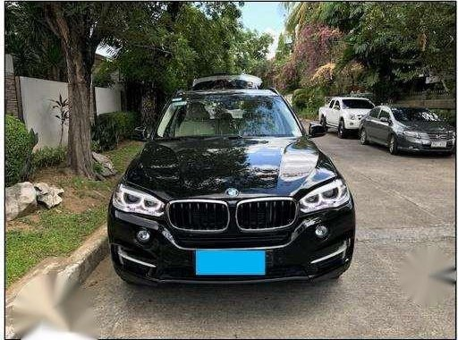 BMW X5 x-drive 30d 2015 for sale