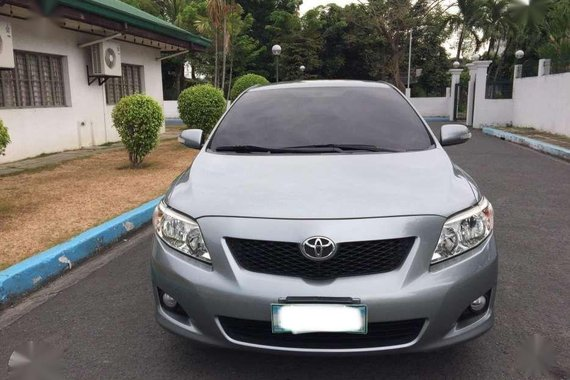 Toyota Altis G 2009 - AT FOR SALE