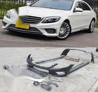 Brand New Mercedes Benz S63 for sale