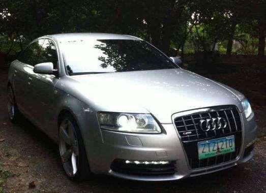 2009 Audi A6 S-LINE FOR SALE