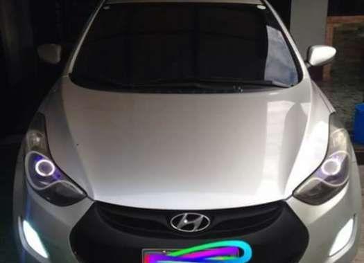 Hyundai Elantra 2012 model FOR SALE